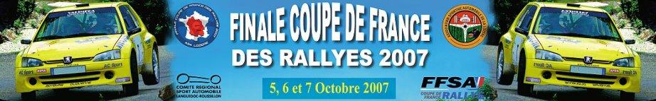 Participants du comit limousin finale de la coupe de france des rallyes 2007 mende rallye - Finale coupe de france des rallyes ...